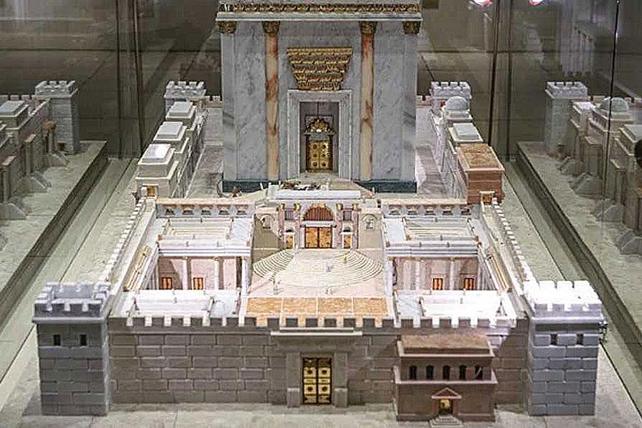 Temple Institute Menyerukan Pembangunan Bait Suci Ketiga